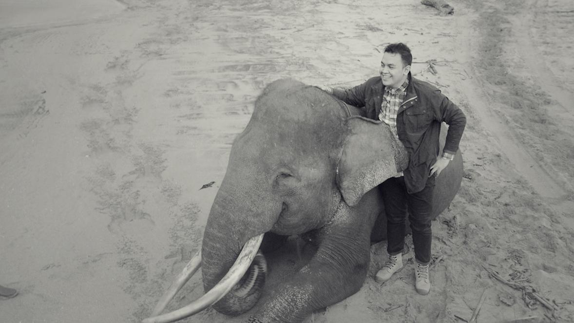 Kepedulian Tulus Untuk Konservasi Gajah Sumatera