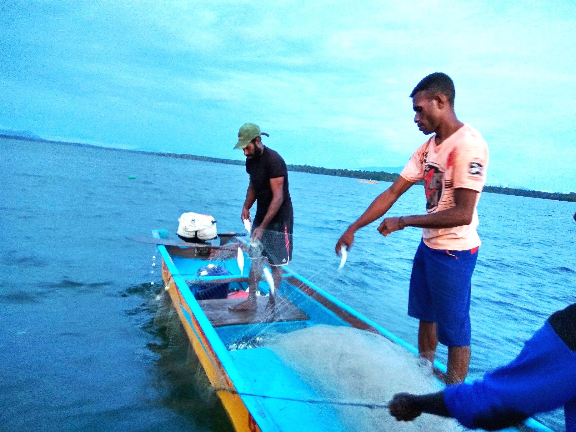 Nelayan Kecil Dilibatkan dalam Konservasi Laut Pesisir