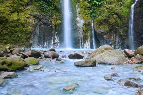Pesona Air Terjun Sumatera Utara