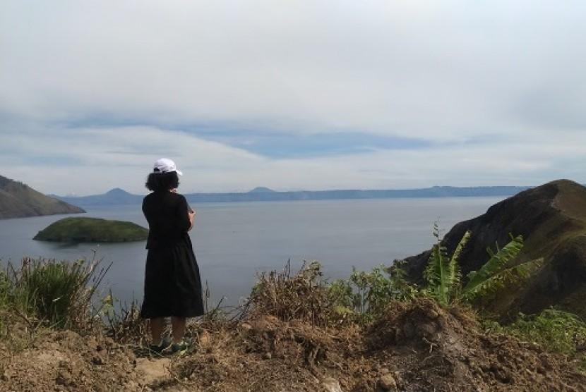 Walhi : Masyarakat Ikut Serta Antisipasi Kebakaran Hutan di Danau Toba