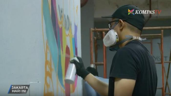 Kampanye Penyelamatan Hutan Leuser, Hadirkan Sepuluh Artis Mural