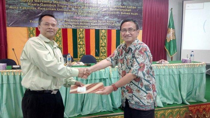 TFCA Sumatera Luncurkan Buku Rawa Tarung Tripa