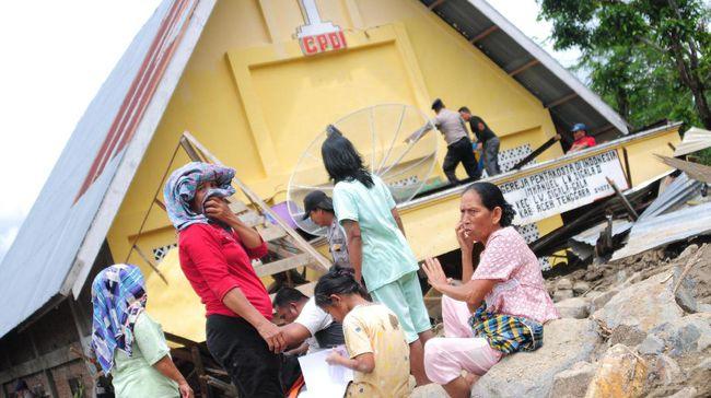 2.400 Orang Masih Mengungsi, Akibat Banjir Bandang di Aceh Tenggara