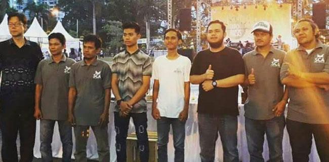 Kompetisi Seduh Manual V60 Ramaikan Expo AKSIS TFCA Sumatera