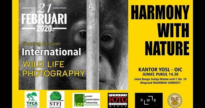 Sharing Session International Wild Life Photography