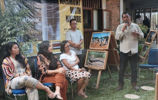 Diskusi Fotografi Lingkungan bersama NGO, Mendorong Isu Lingkungan yang Komprehensif