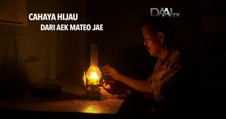 Cahaya Hijau Dari Aek Mateo Jae (full)