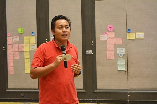 Direktur Eksekutif WALHI Daerah Bengkulu, Benny Ardiansyah. iNews TV/Ismail Yugo