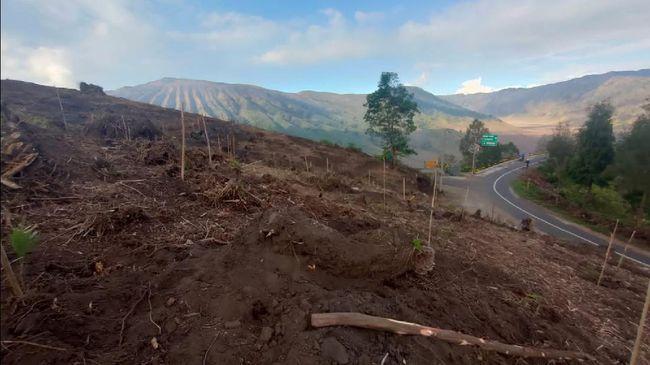 Walhi Jatim Pertanyakan Amdal Proyek Wisata TN Bromo Semeru