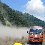 Taman Nasional Bromo Kebakaran